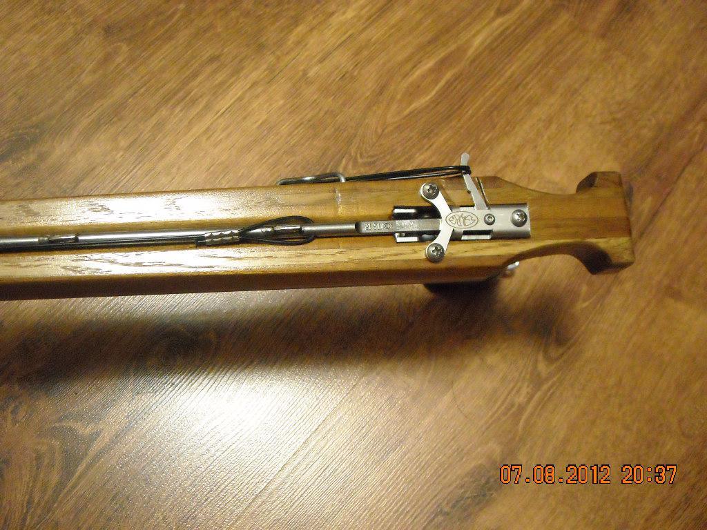 Подводное ружье из дерева своими руками 90