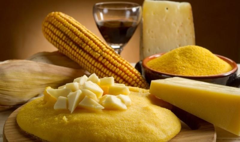 Вкусная и полезная мамалыга из кукурузной крупы