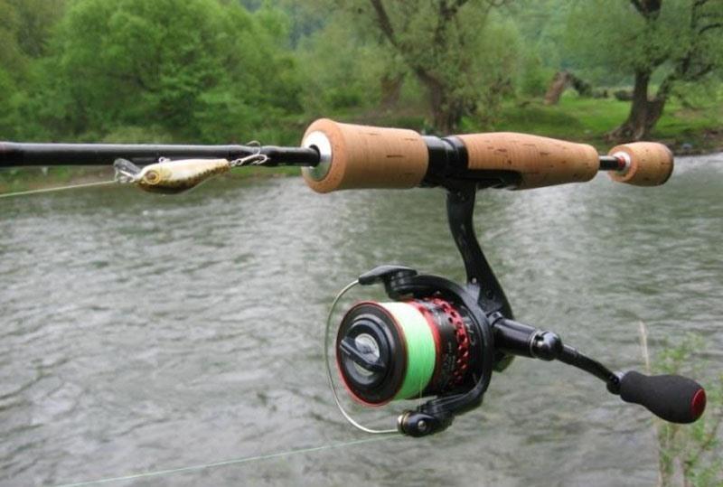 самые лучшие катушки для рыбалки