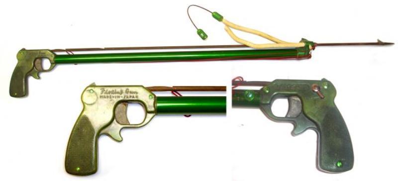 Изготовление самодельного ружья для подводной охоты