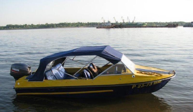 """Выбираем лодку бренда """"Крым"""""""