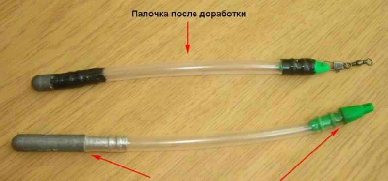 Секретное орудие рыболовов - тирольская палочка