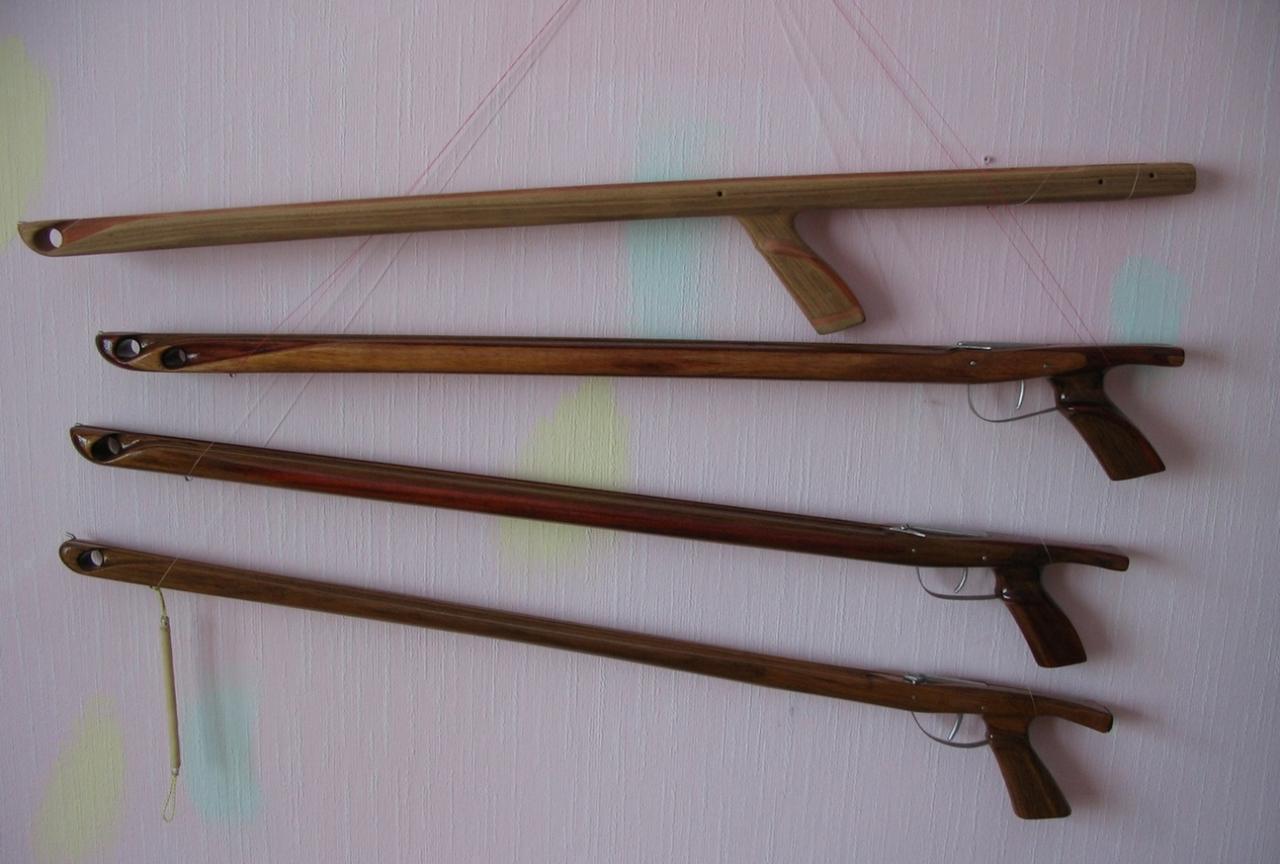 Гарпун для ружья своими руками